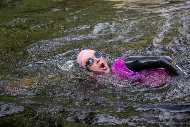 Dalsland Swimrun testlopp 2017
